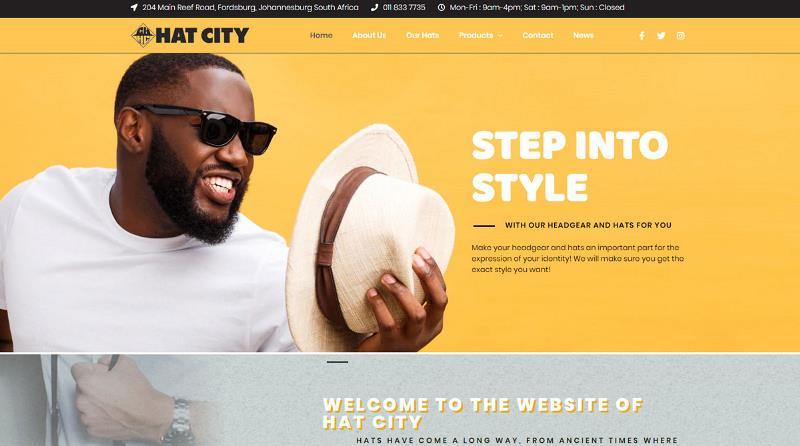 Hat City