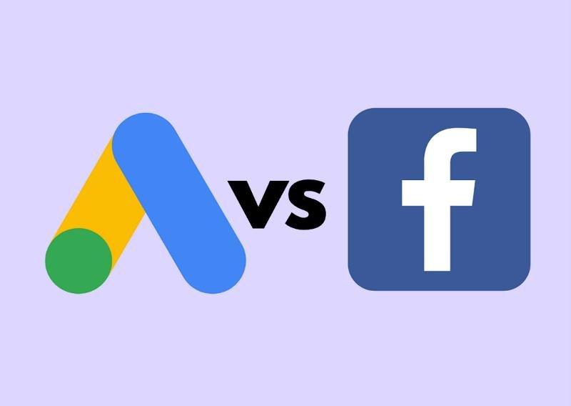 Google Ads vs Facebook
